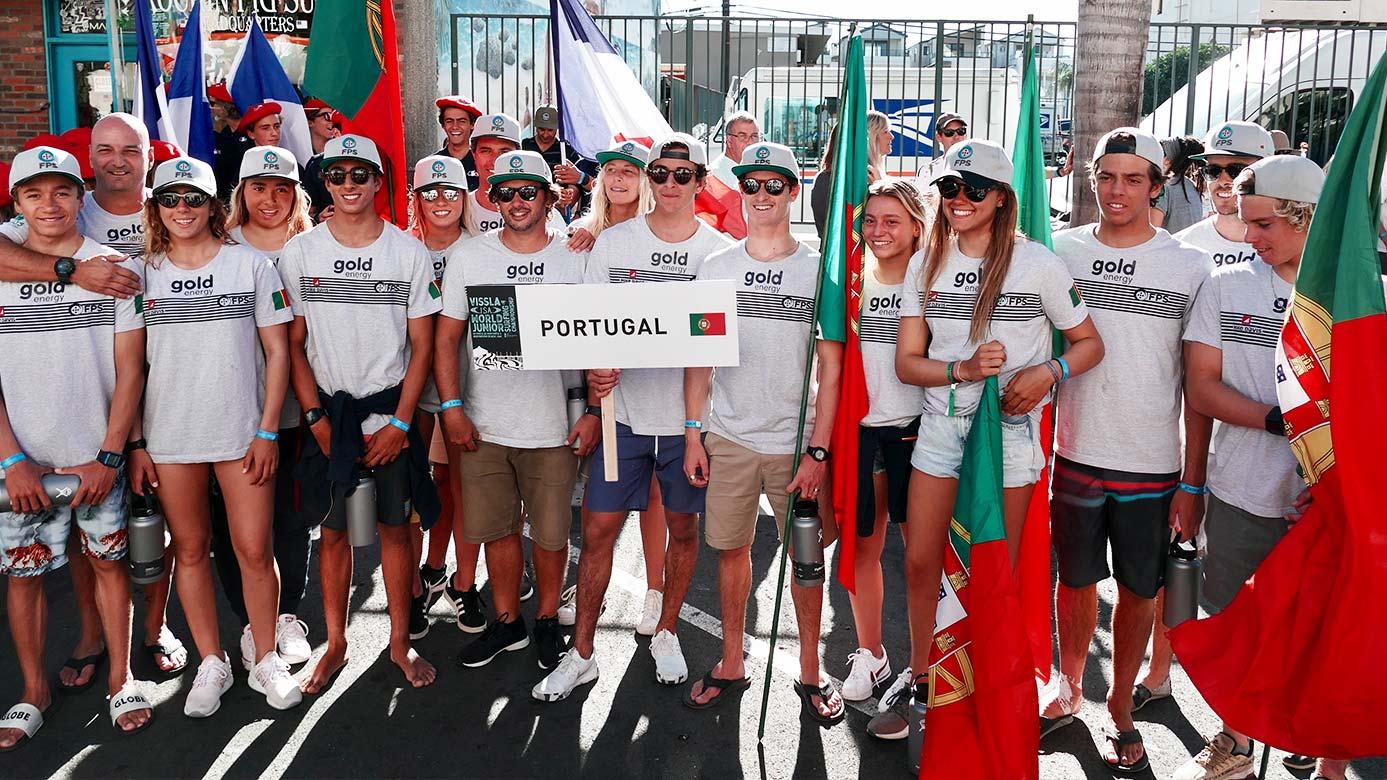 Seleção Portuguesa de surf