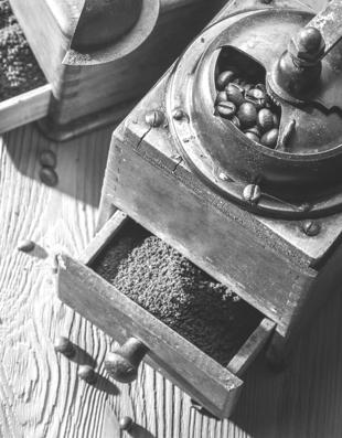 História do café Christina - café durante a guerra