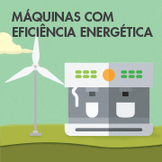 Máquinas com eficiência energética